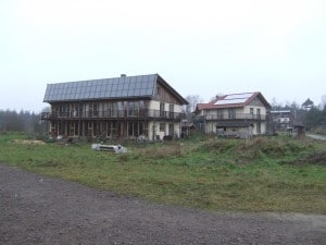 Contemporary vernacular housing - Sieben Linden