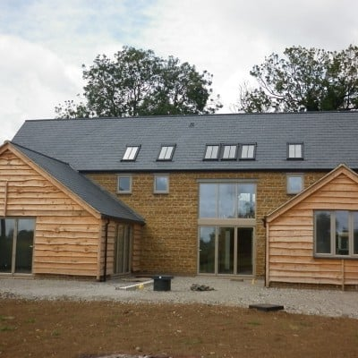 Energy Efficient Four-bed House