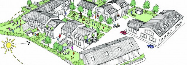 Marmalade Festival 2018: Alternative Housing Solutions for Oxford