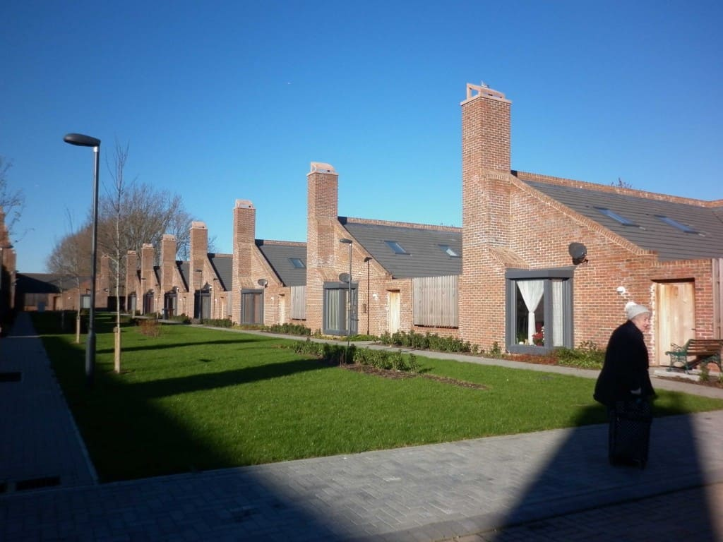 patel taylor courtyard housing