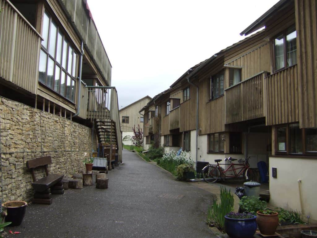 Springhill cohousing Architype