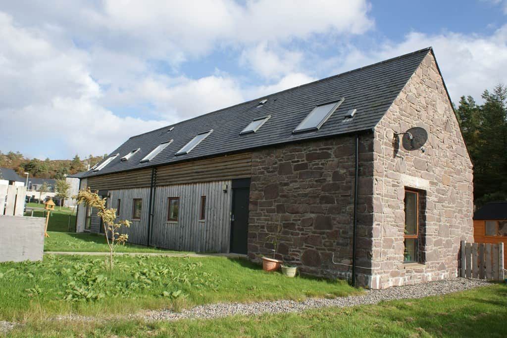 Rural Design housing Plockton