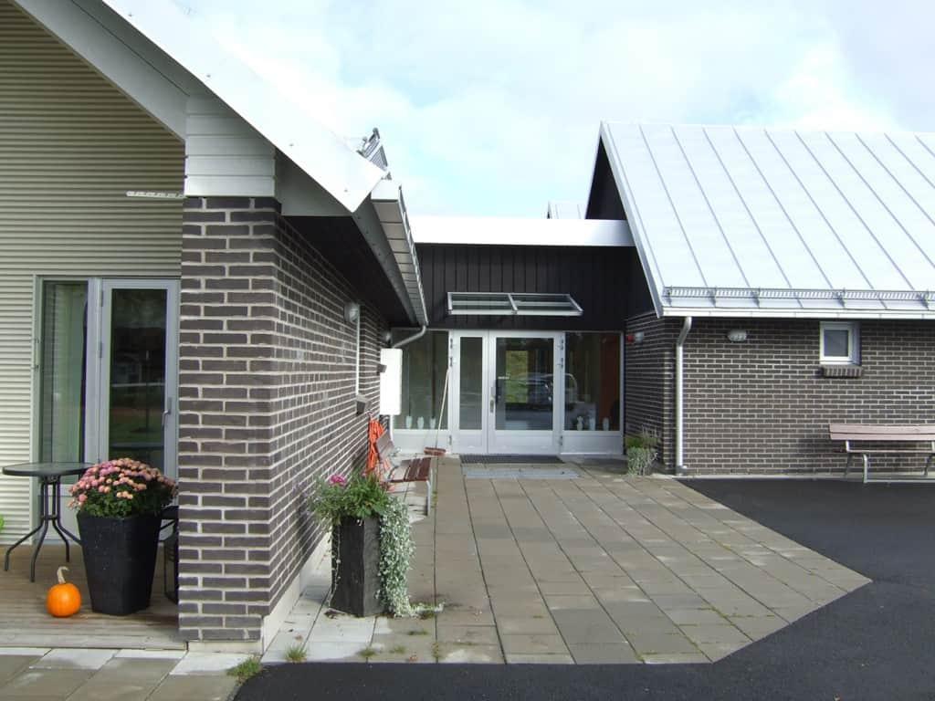 Kjellgren Kaminsky Architects Vetlanda Group Home