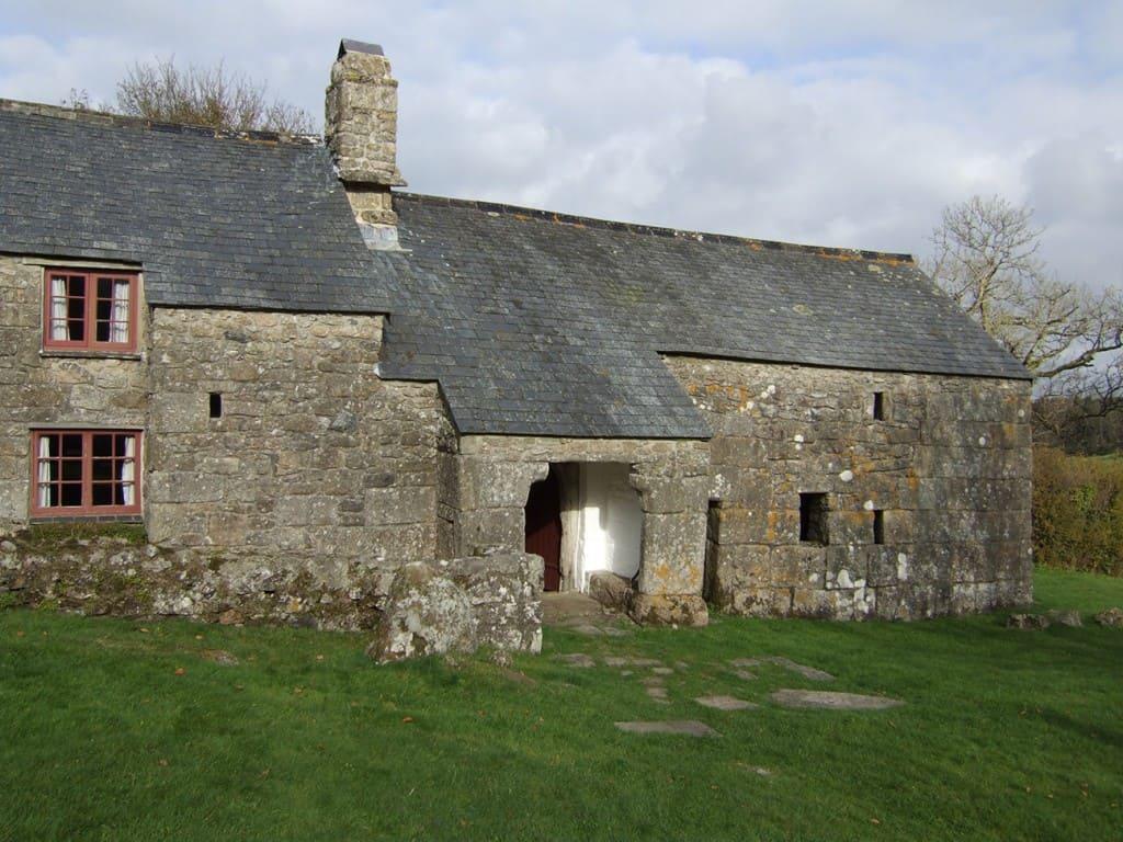 Vernacular architecture Dartmoor Longhouse