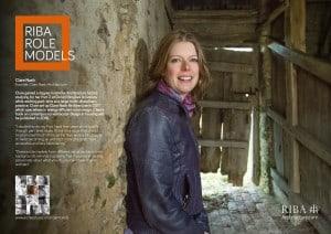 Clare Nash RIBA Role Model
