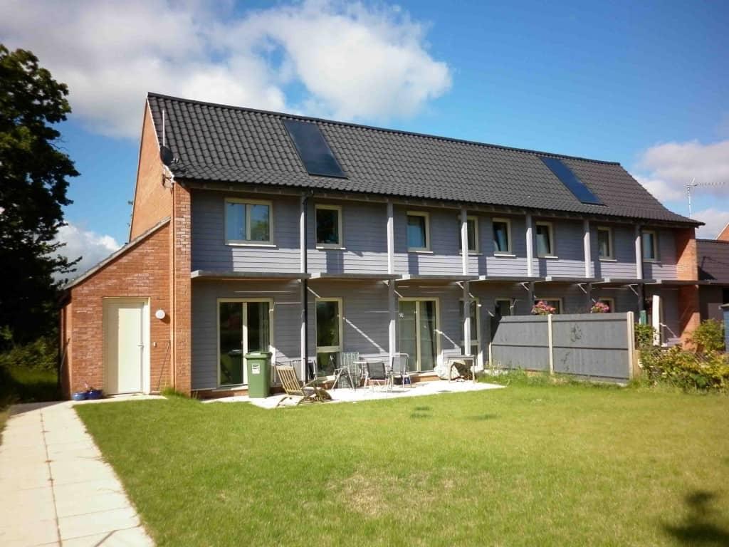 contemporary vernacular housing