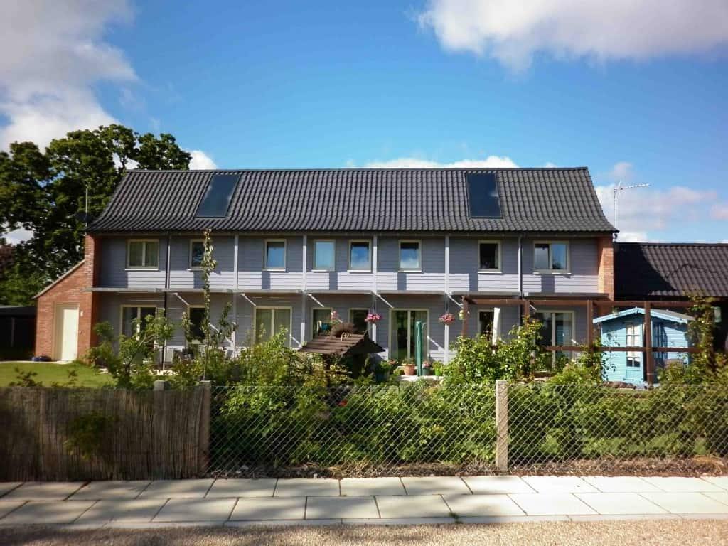 Pastiche free zone - Mole Architects