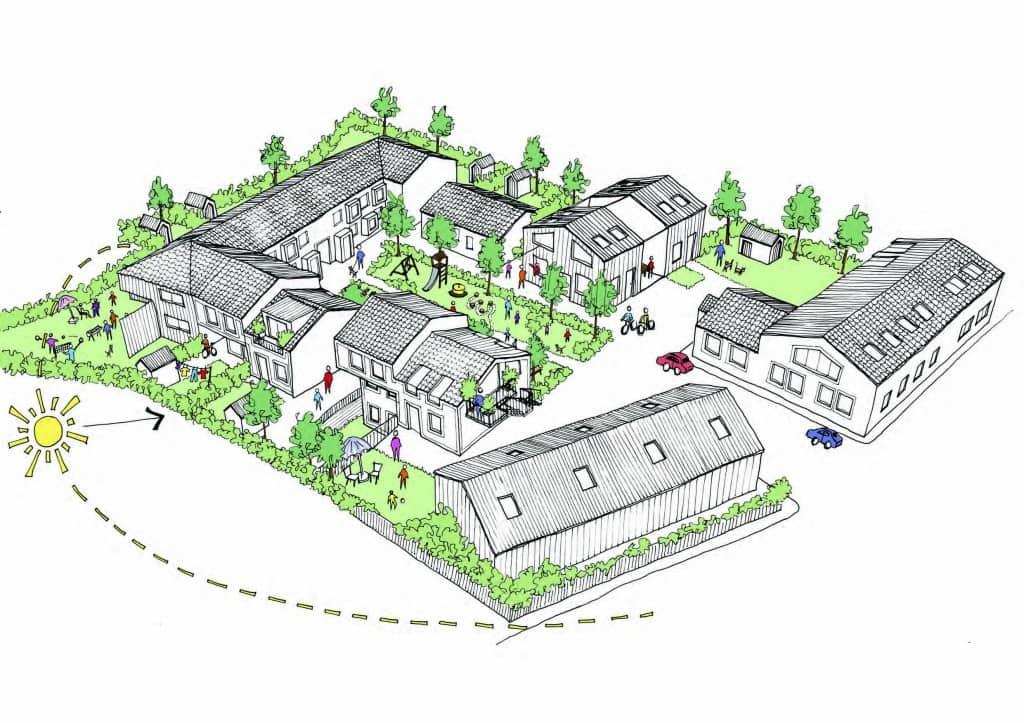 Home Design: A Contemporary Vernacular Housing Development Design