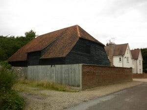 Essex barn Newhall