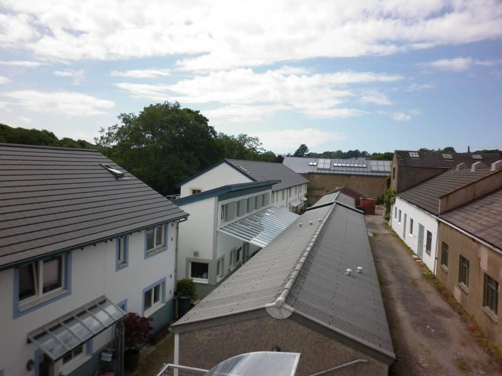 Lancaster cohousing terraces