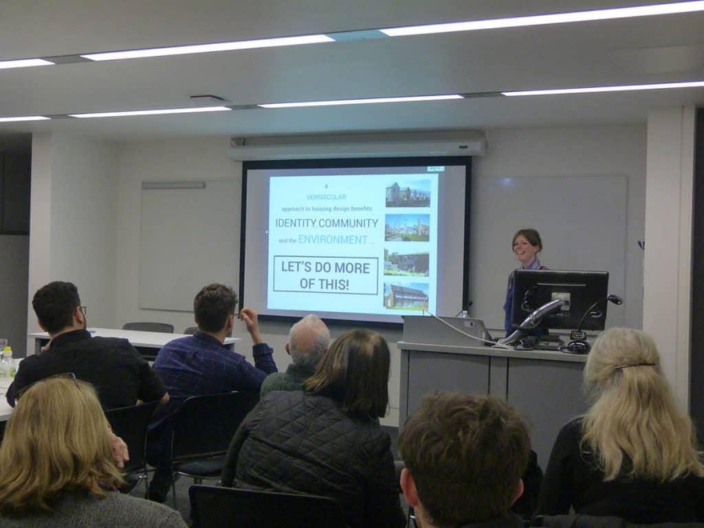 Clare Nash Talk on Vernacular Design