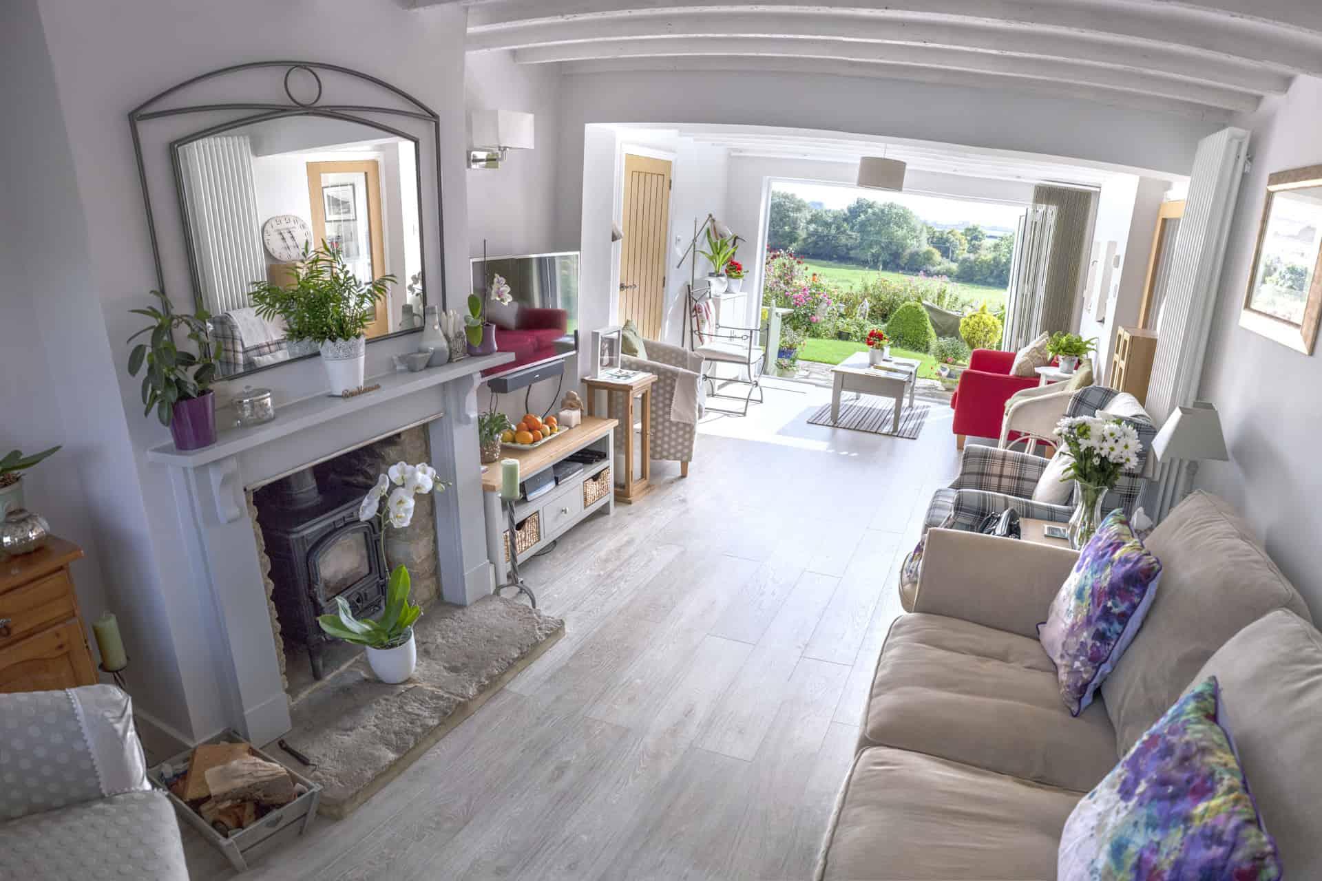 Cottage remodel